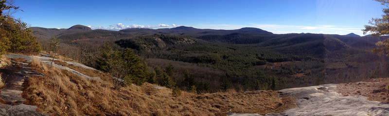 Overlook Trail - Blackrock Mountain
