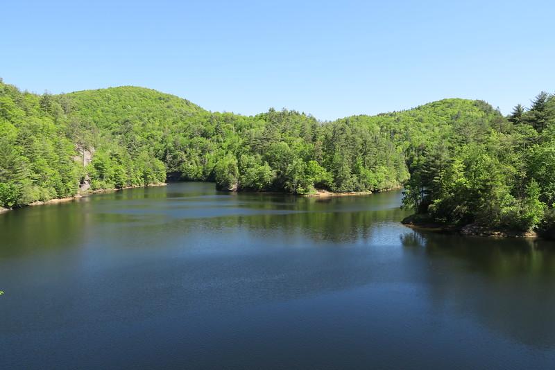 Tanasee Creek Lake