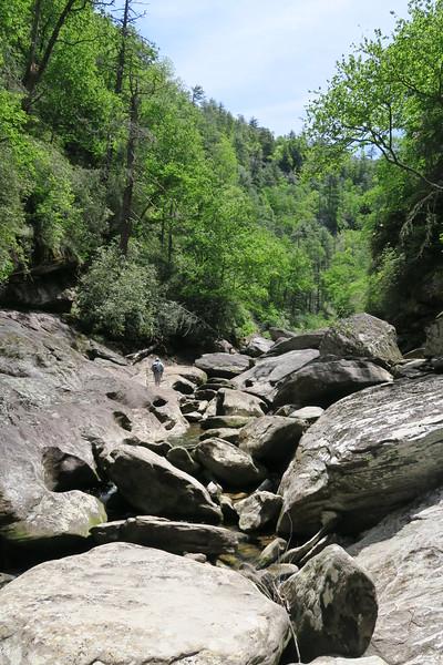 Inner Bonas Defeat Gorge