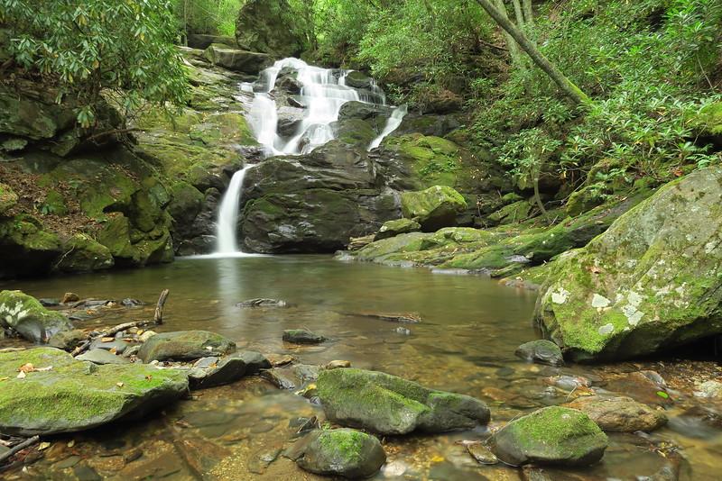 Rough Butt Creek Falls