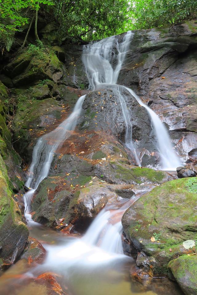 Lower Sugar Creek Falls