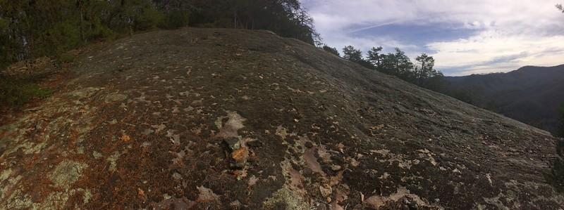 Cedar Cliff Bushwhack - 3,340'