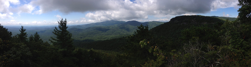 Chinquapin Mountain Trail - Lookout #3