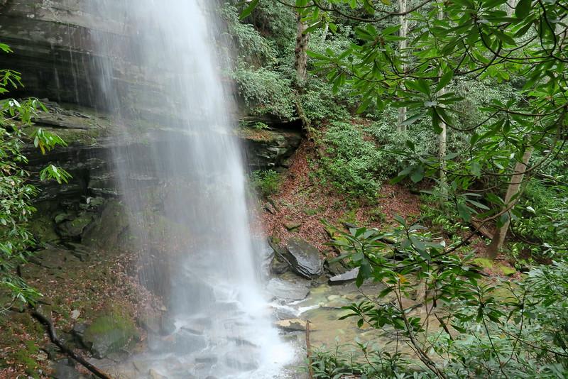 Rhapsodie Falls - 3,100'