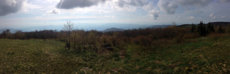 Huckleberry Knob - 5,560'