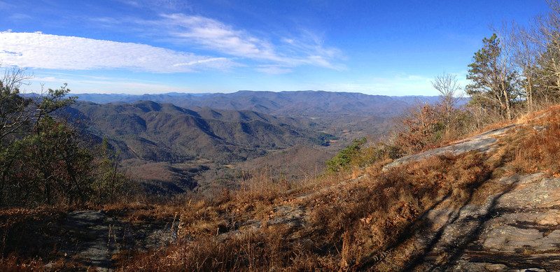Jones Knob Spur Trail