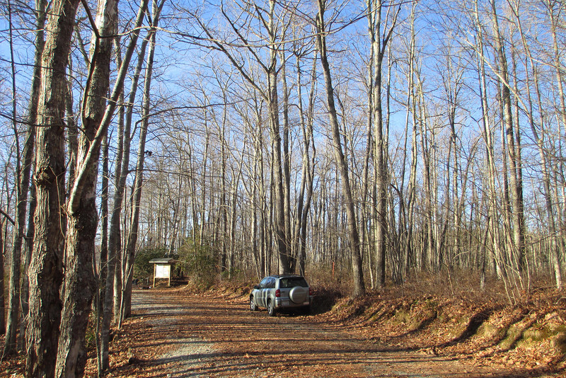 Cold Mountain Trailhead