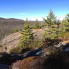 Tranquility Point, Little Green Mountain, 4,040'...