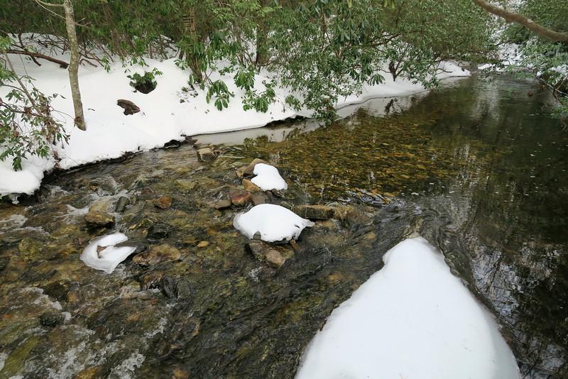 Mac's Gap Trail - Greenland Creek