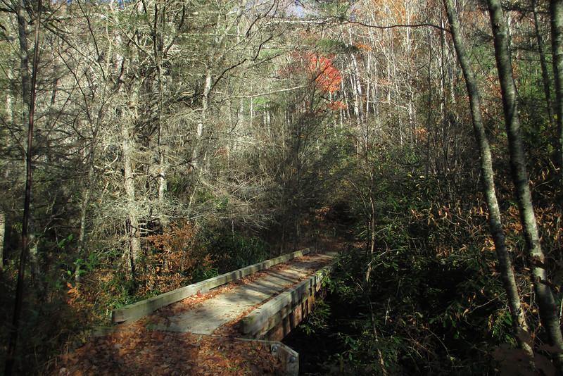 North Road Trail - 3,720'