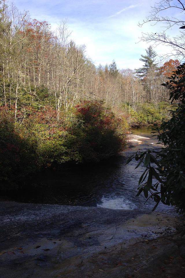 Granny Burrell Falls - 3,670'