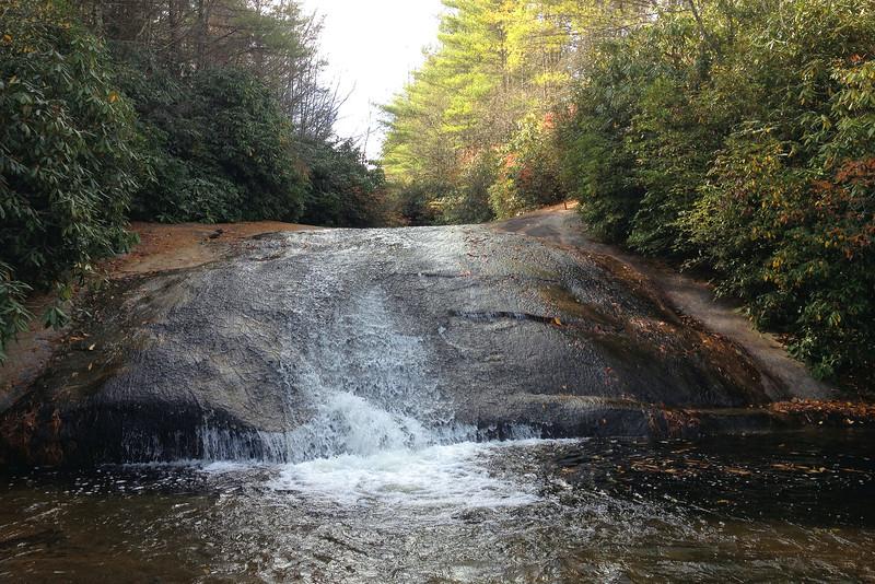 Granny Burrell Falls - 3,660'