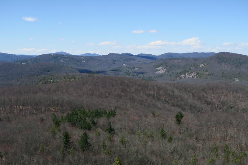 High Bethel (Cold Mountain) - 4,440'