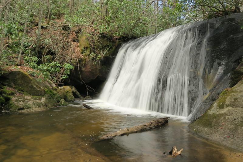 Frolictown Falls - 3,650'