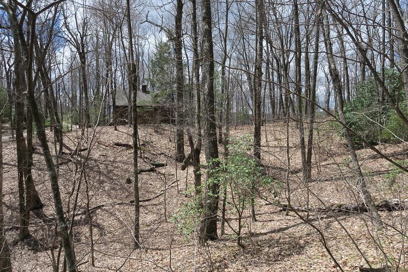 Laurel Knob Trail - 4,000'