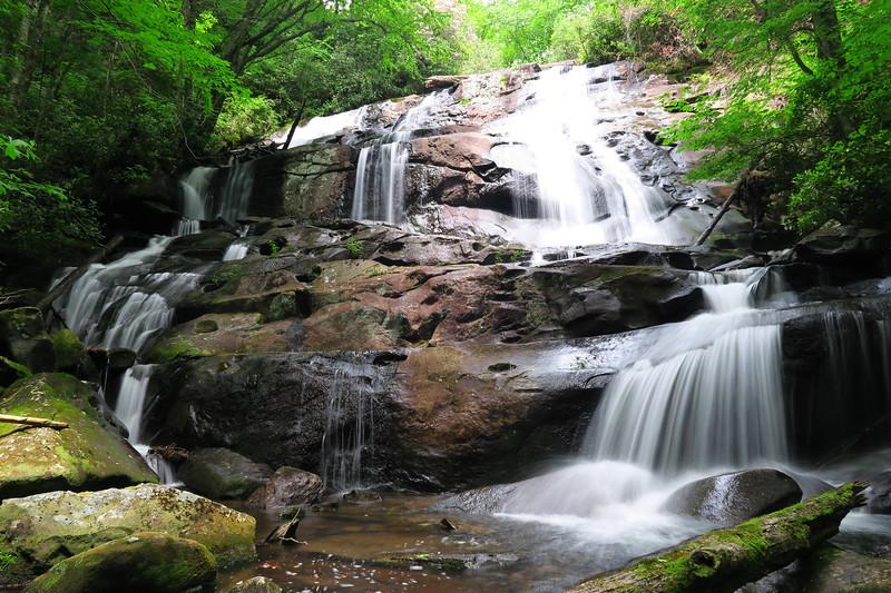 Sassafras Falls -- 3,360'