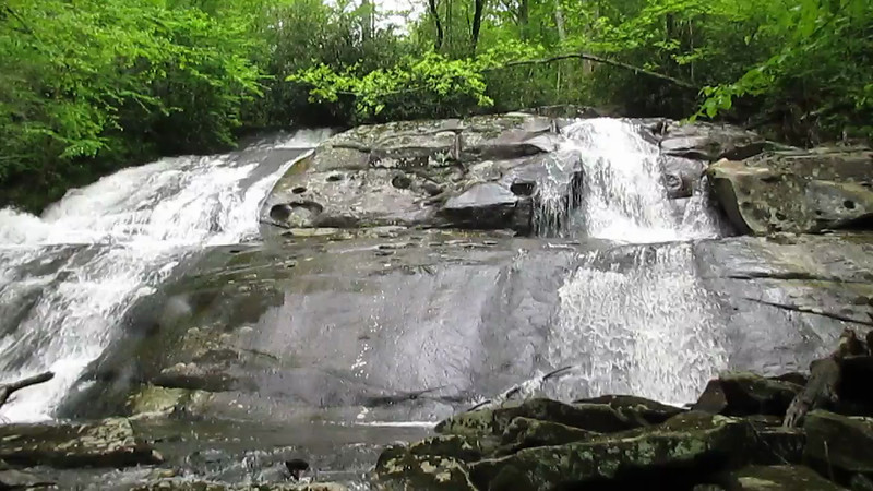 Video of Lower Falls on Cold Branch...