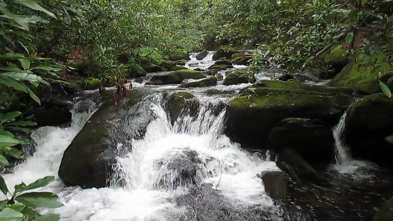 Video of the aforementioned unnamed falls...