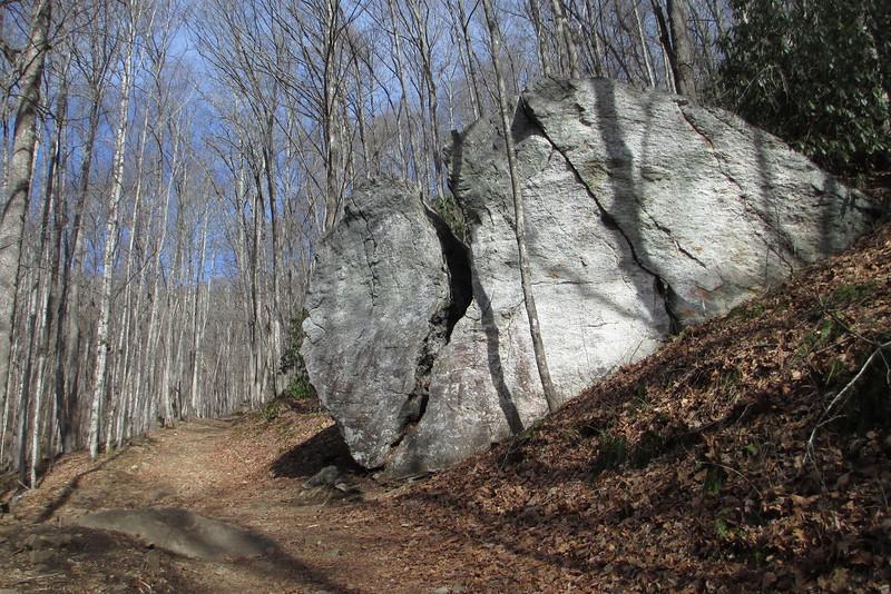 Split Rock - 3,450'