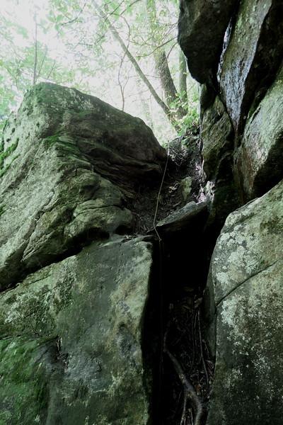Big Falls Spur - 1,910'