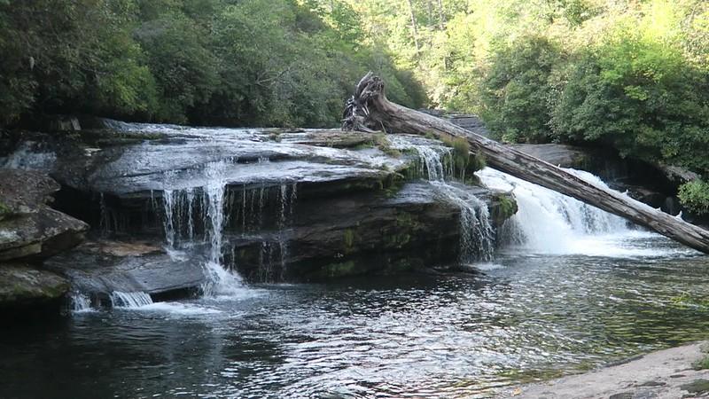 Bedrock Falls