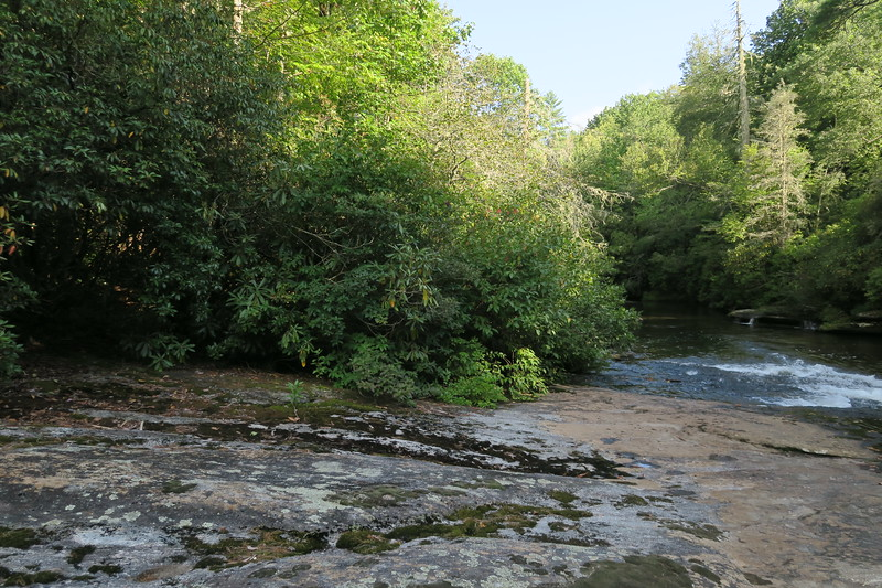 Upper Whitewater River Path
