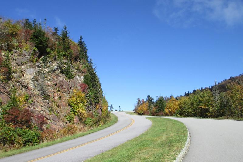 Waterrock Knob Road