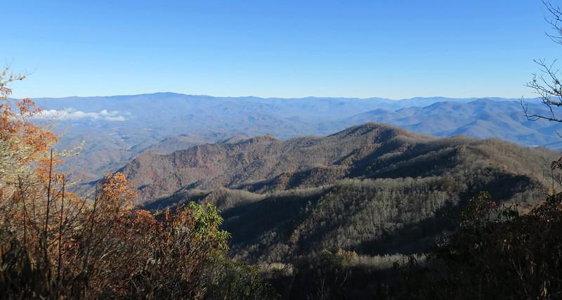 Appalachian Trail -- 4,610'
