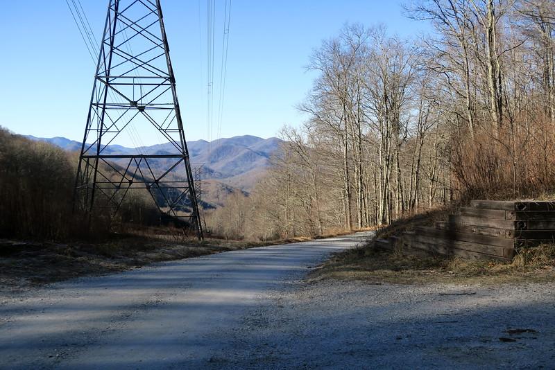Tellico Gap -- 3,850'