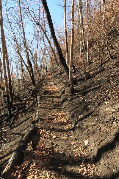 Appalachian Trail -- 4,080'