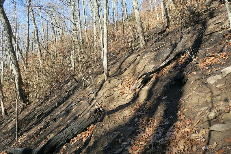 Appalachian Trail -- 4,280'