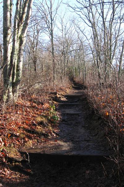 Whiteside Mountain Loop Trail