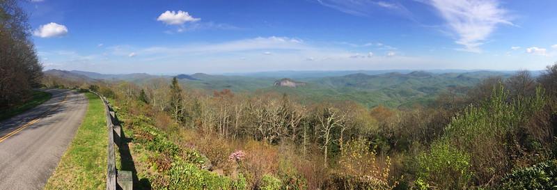Roadside Panorama - 4,650'
