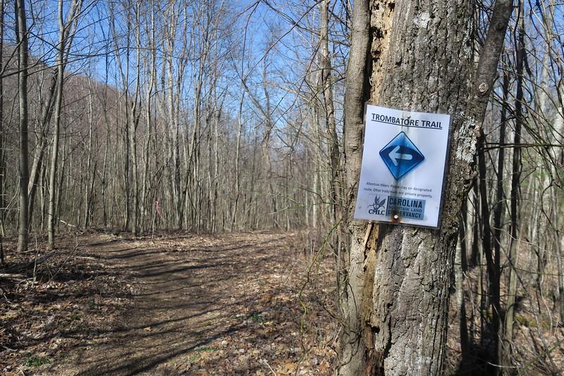 Trombatore Trail - 3,150'