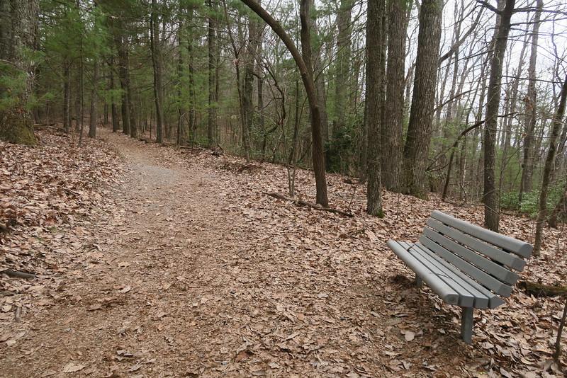 Glassy Mountain Trail