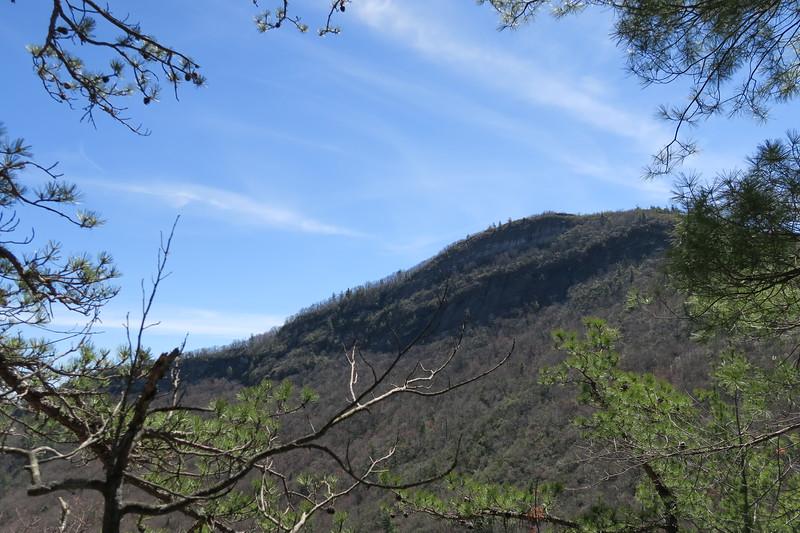 Rocky Mountain Trail -- 4,050'