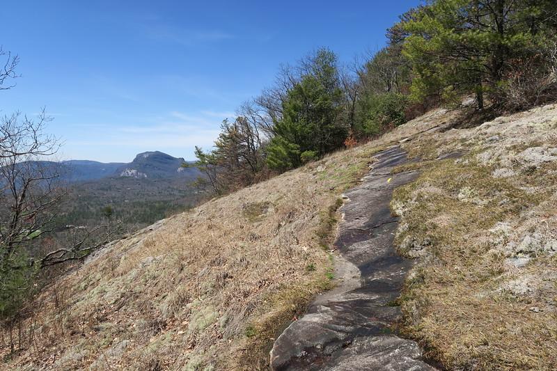 Rocky Mountain Trail -- 4,250'