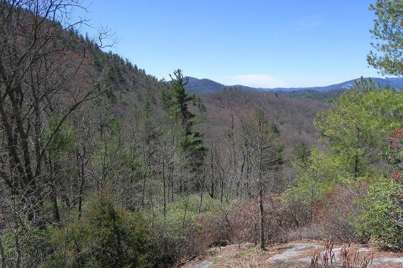 Rocky Mountain Trail -- 4,000'