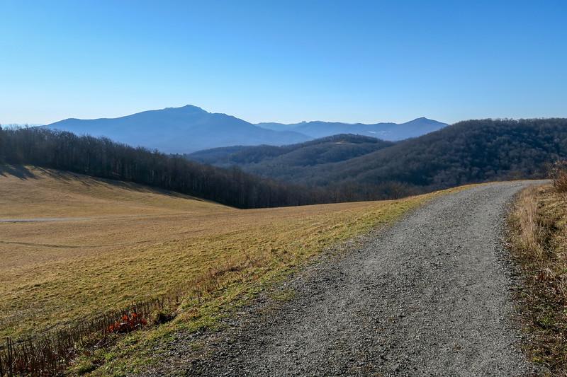 Flat Top Road -- 4,200'