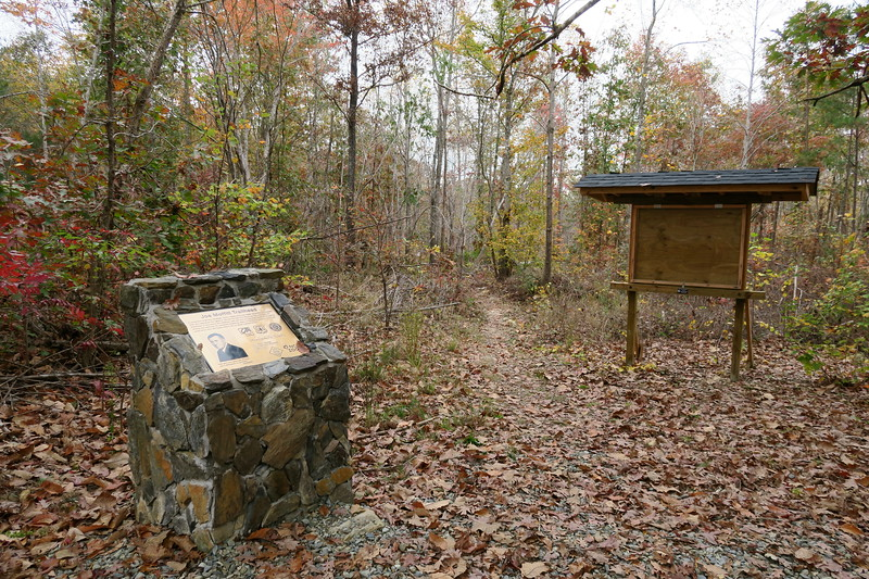 Joe Moffitt Trailhead