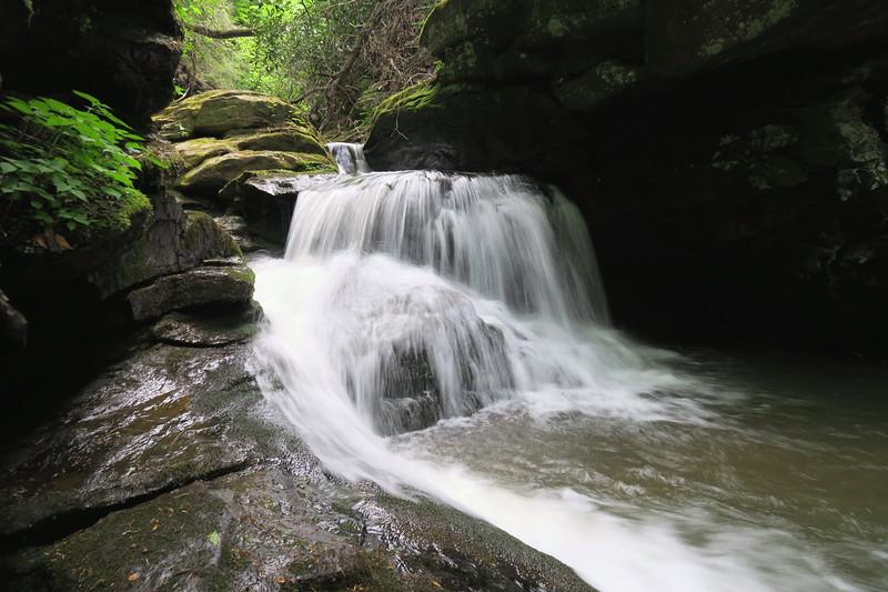 Marilou Bradley-Cavern Falls Creek Walk