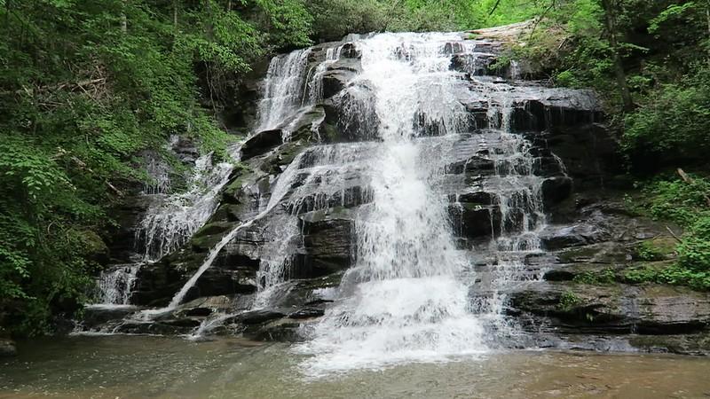 Milton Bradley Falls