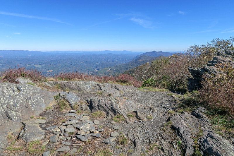 Huckleberry Rock (Three Top Mountain) -- 5,035'