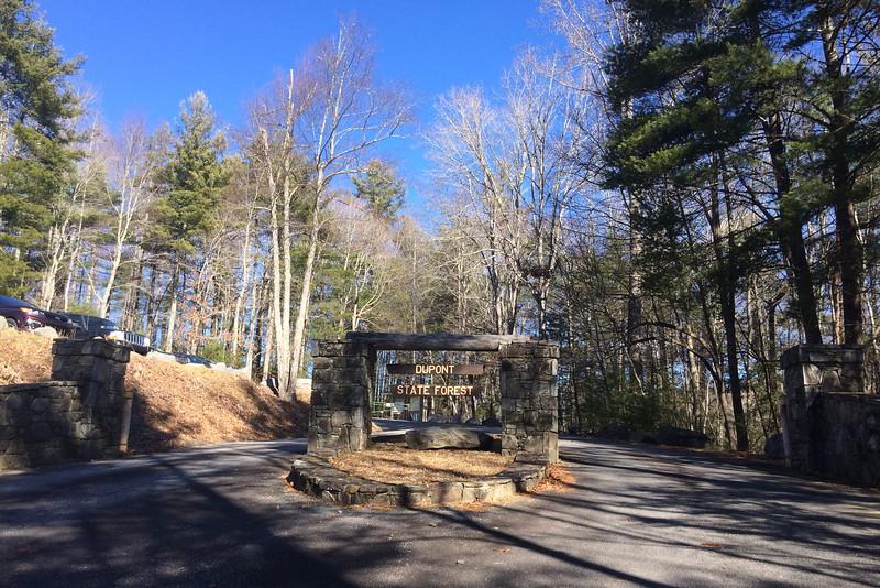 Fawn Lake Access Site