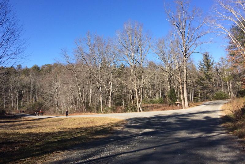 Conservation-Bridal Veil Falls Road Junction