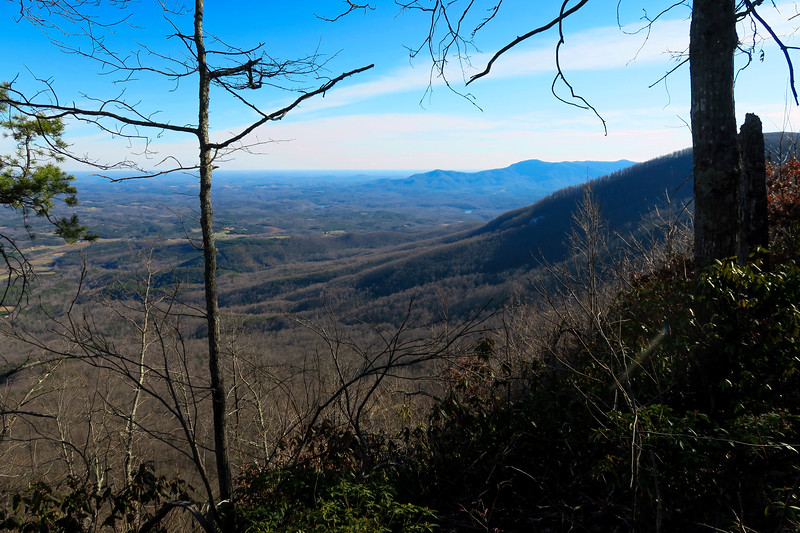 World's Edge Trail