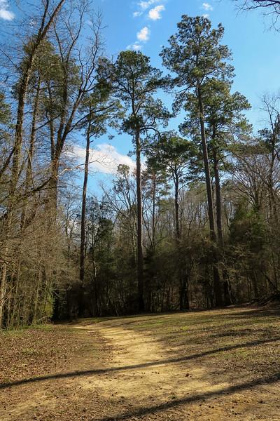 350 Yard Trail