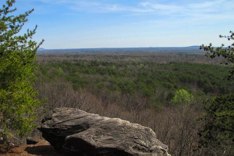 Rocktop Trail - 1,150'