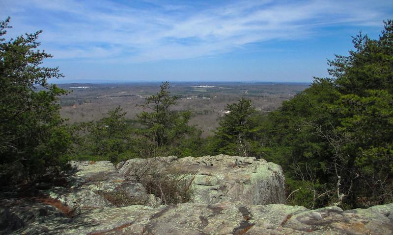 Rocktop Trail - 1,410'