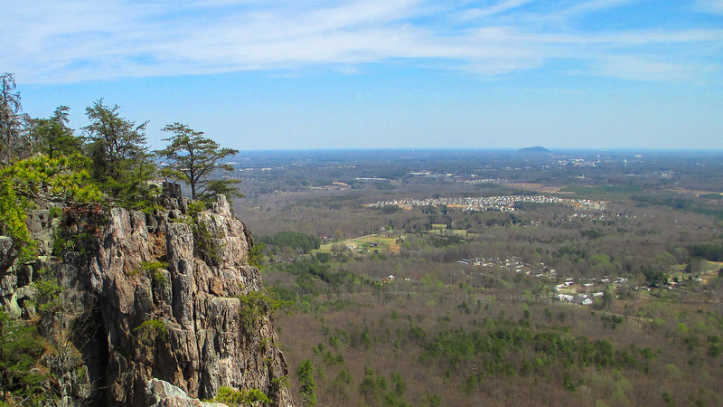Crowders Mountain State Park  (9.0 miles; d=13.02)